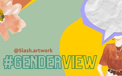 Genderview Slash Artwork Genderhood